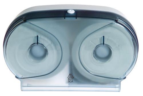 Toilet Paper Jumbo Dispenser Junior - ABS Plastic - SCA [2242122] T21