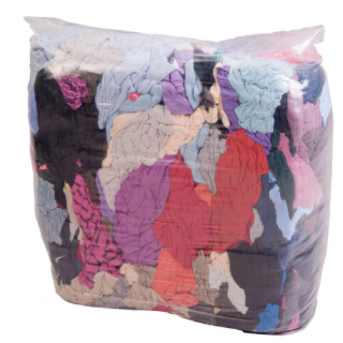 Rags - Flanelette Coloured 10 kg