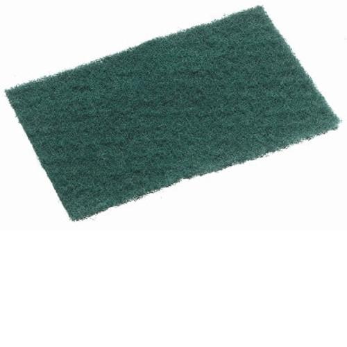 Green Nylon Scour 15x10cm [SC-100] OATES