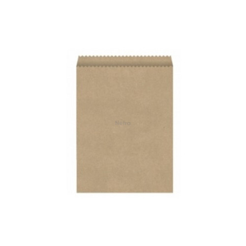 Brown Paper Bag - 6 Long 360 x 240 mm