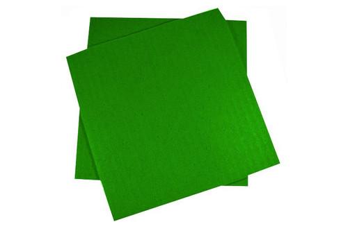"""Cellulose Sponge Cloth 7x8"""" Green EDCO"""