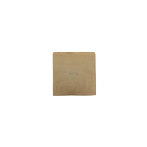 Brown Paper Bag - 1 Square 177 x 177 mm