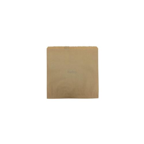 Brown Paper Bag - 2 Square 210 x 200 mm