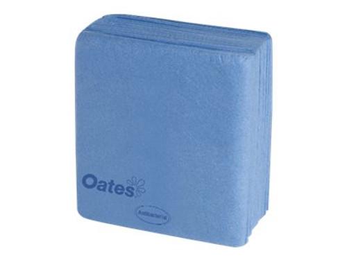 Wipe - Industrial Super Wipes 38x40cm [HW-003-B] OATES - BLUE - 20 Pack