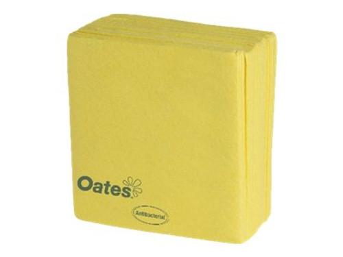 Wipe - Industrial Super Wipes 38x40cm [HW-003-Y] OATES - YELLOW - 20 Pack