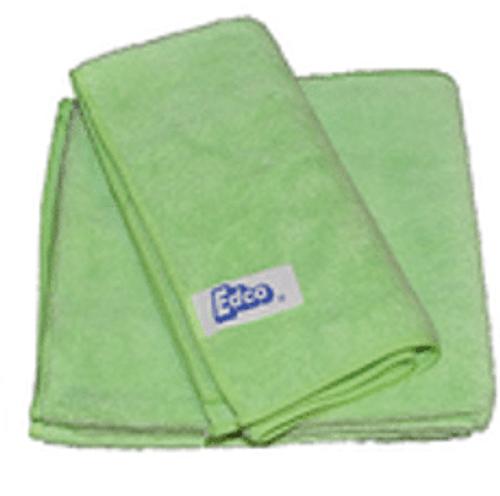 Microfibre Cloth PREMIUM 40x40cm - GREEN 3/pkt