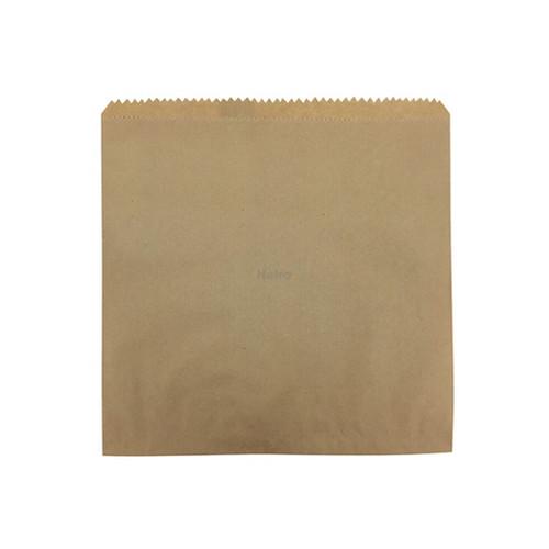 Brown Paper Bag - 6 Square 290 x 300 mm