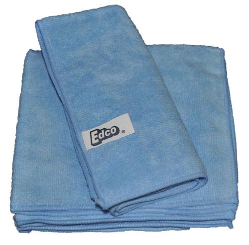 Microfibre Cloth PREMIUM 40x40cm - BLUE 3/pkt