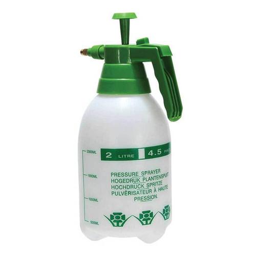 Pressure Sprayer 2L - Hand Held - Plastic Pump - Plastic Bottle