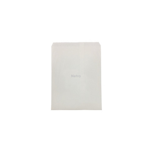 White Paper Bag - 3 Long 265 x 200 mm