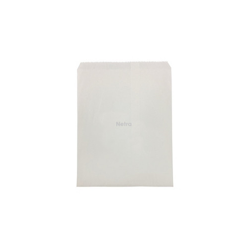 White Paper Bag - 4 Long 285 x 240 mm