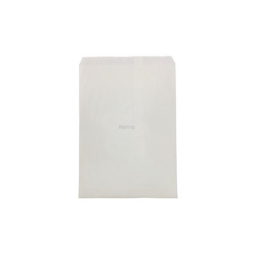 White Paper Bag - 6 Long 335 x 240 mm