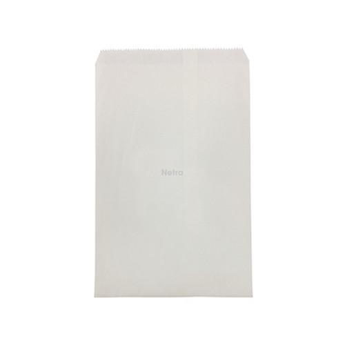 White Paper Bag - 8 Long 415 x 275 mm