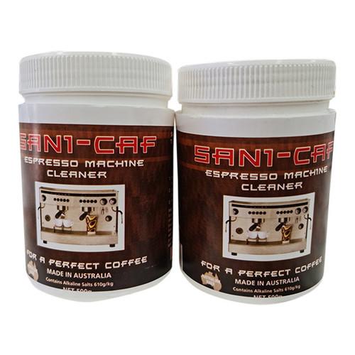 SANI-CAF Espresso Machine Descaler Cleaner 500g