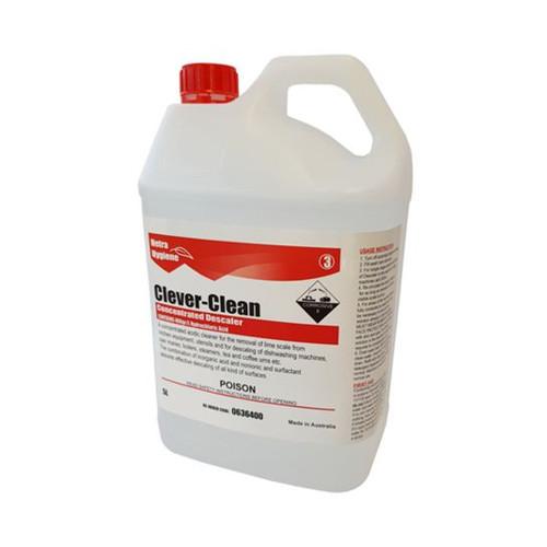 CLEVER CLEAN - PHOSPHORIC ACID - Descaler/Cleaner