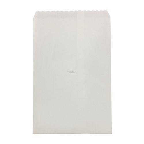 White Paper Bag - 12 Long 435 x 300 mm