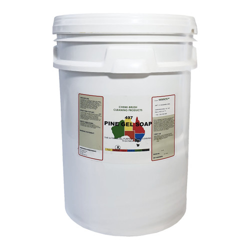 PINE GEL - Floor Mopping Gel Excellent for ALL Surfaces 20L