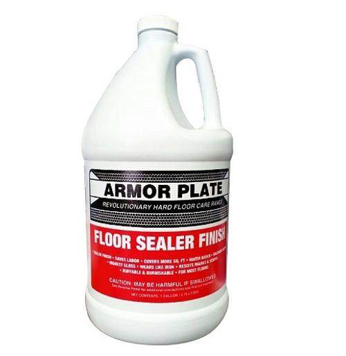 Armor Plate SEALER POLISH 1 Gallon / 4L