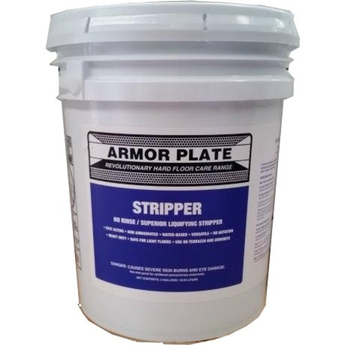 Armor Plate STRIPPER No Rinse 5 Gallon / 20L