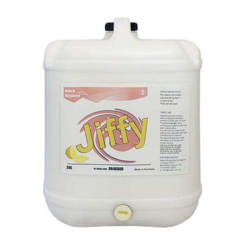 JIFFY - Hard Surface Creme Cleanser