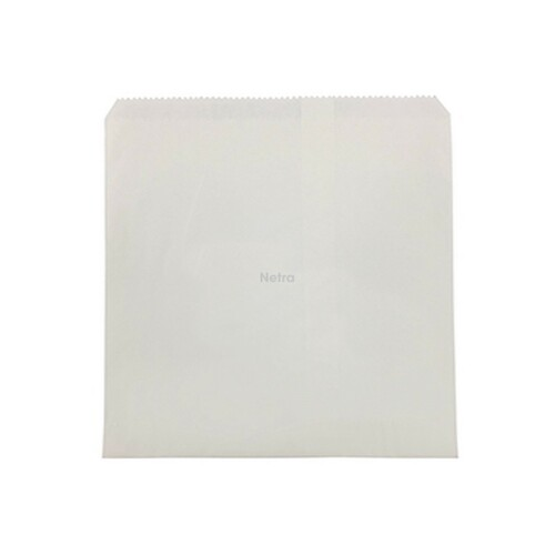 White Paper Bag - 6 Square 290 x 300 mm