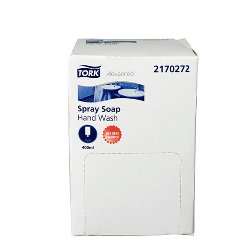 Hand Soap Pods - Tork Spray Soap [2170272] 400ml Pods