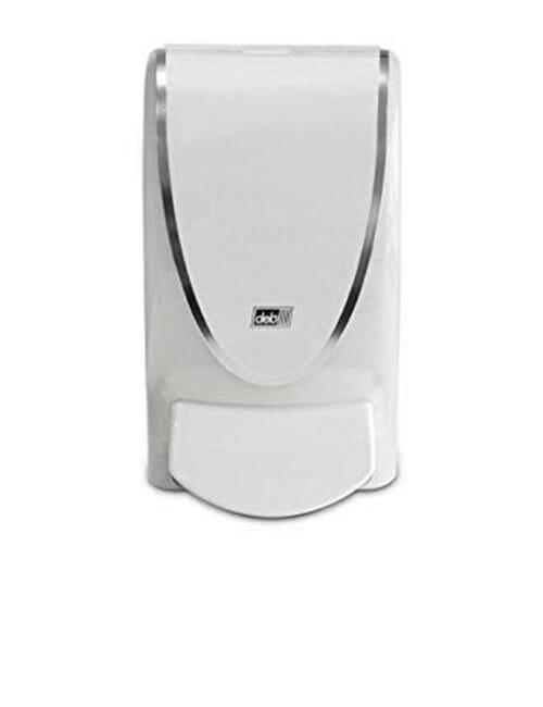 Dispenser - Foam Soap DEB Stoko PROLINE White with Chrome Border [DIS2127] to suit 1L DEB Foam Soap Pod