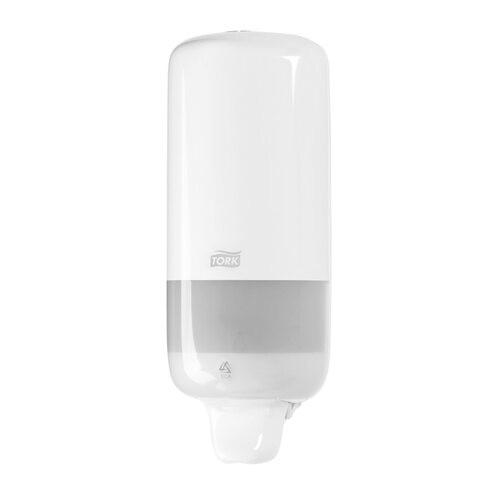 Dispenser - Foam Soap Pod Tork ABS Plastic WHITE S1 [0561500]