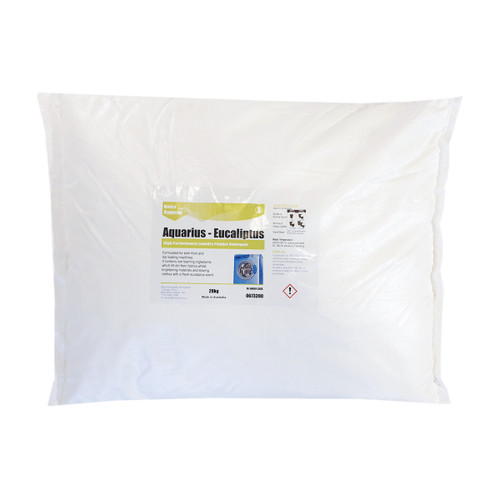 EUCALYPTUS - Laundry Powder for Front & Top Load Washers REFILL BAG