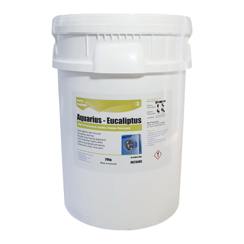 EUCALYPTUS - Laundry Powder for Front & Top Load Washers BUCKET
