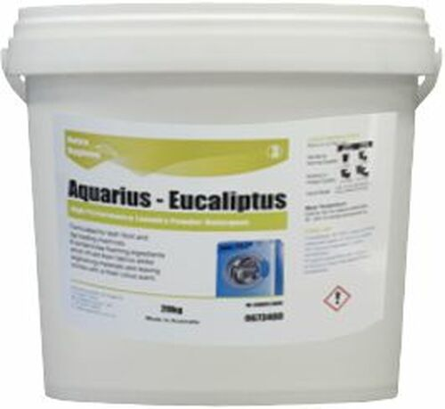 EUCALYPTUS - Laundry Powder for Front & Top Load Washing Machines 5kg
