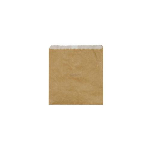 GPL Brown Paper Bag - 2 Square 210 x 200 mm