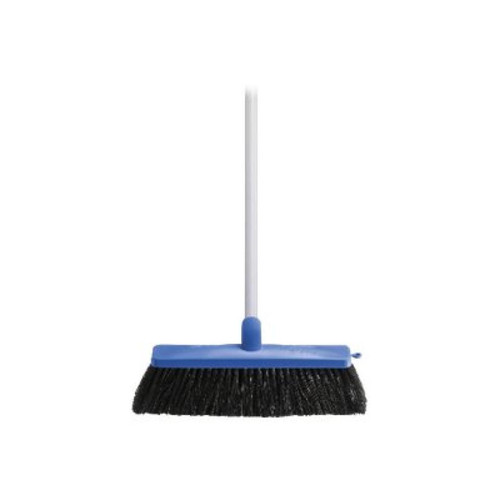 Indoor 33cm Workmaster Hair & Fibre Bristles - Broom Head ONLY