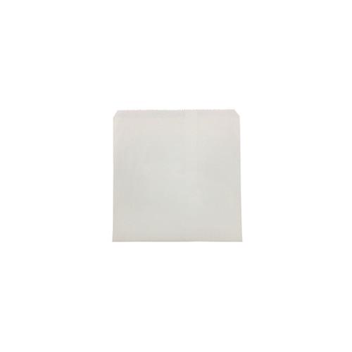 GPL White Paper Bag - 2 Square 210x200mm