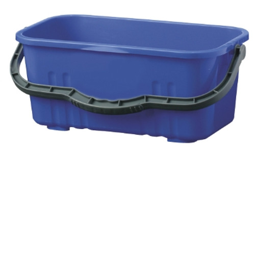 Window Cleaners 12L Bucket with Handle Extra Wide (55 x 46 x 59cm)