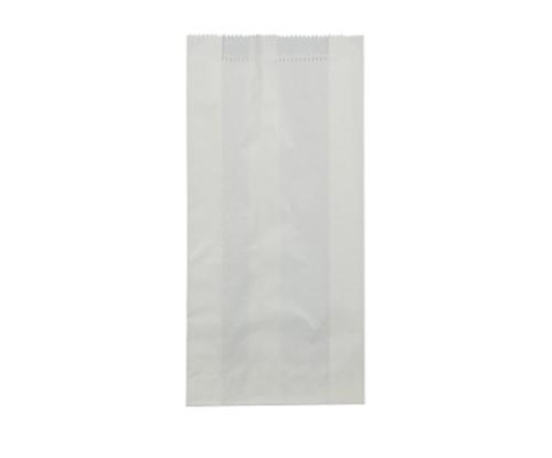 Hot Dog Bag - GLASSINE NO PRINT 280x95x45mm