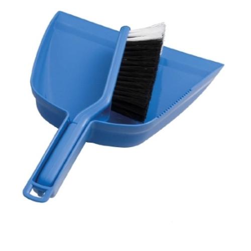 Dust Pan Set - BLUE