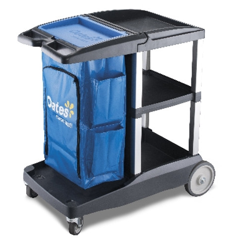Houskeeping Cart - OATES Platinum Compact