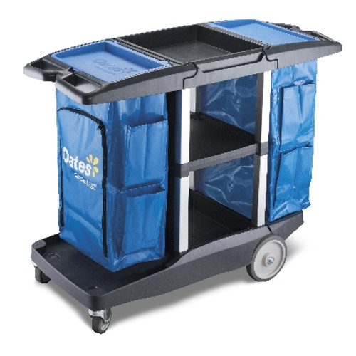 Houskeeping Cart - OATES Platinum DUAL
