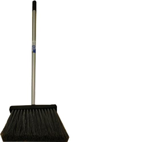 Lobby Broom ONLY - OATES Poly Stock Poly Medium Stiff Angled Bristles