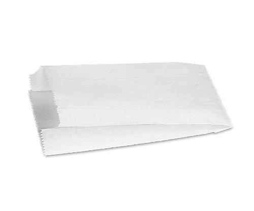 Paper Satchel Bag - WHITE - No.1