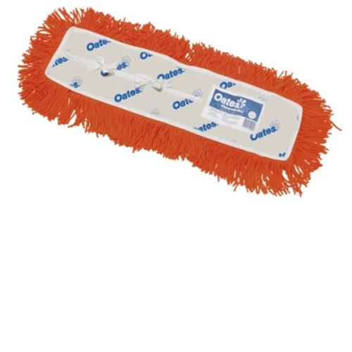 Dust Control Mop - OATES Floormaster Modacrylic 61cm REFILL ONLY - Orange