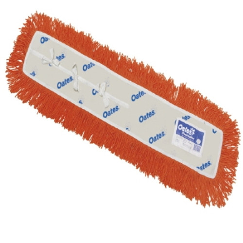 Dust Control Mop - OATES Floormaster Modacrylic 91cm REFILL ONLY - Orange