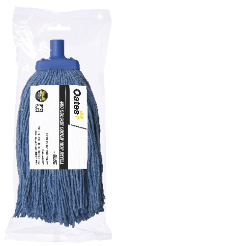 Mophead ONLY - 400gm (#22) Value - BLUE - [MH-VA-01B] - OATES