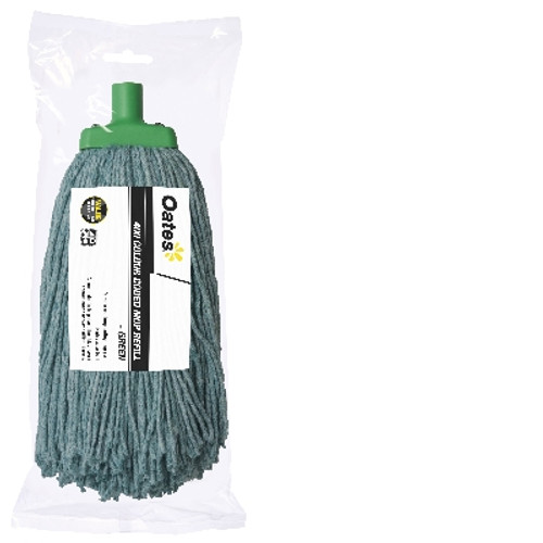 Mophead ONLY - 400gm (#22) Value - GREEN - [MH-VA-01G] - OATES