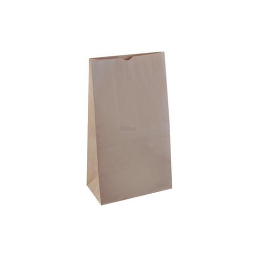 SOS Paper Bag - Brown Kraft Plain - MEDIUM PLUS (#12)
