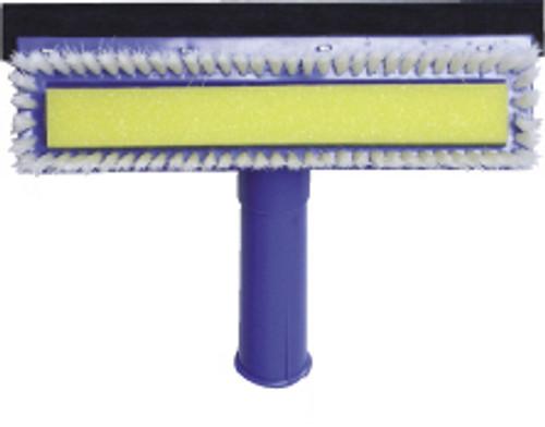 "OATES - Window Washer Combo 8"" Sponge Bristle & Blade"