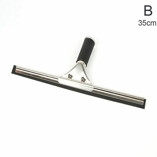 Window Squeegee - 35cm Stainless Steel