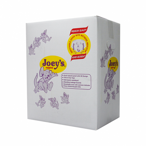 Joey's Premium Nappies - Newborn / Small 0-6kg
