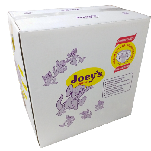 Joey's Premium Nappies - Crawler / Medium 5-11kg